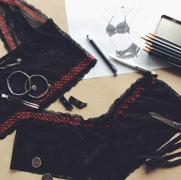 Мастер-класс «Кружевное белье ручной работы»